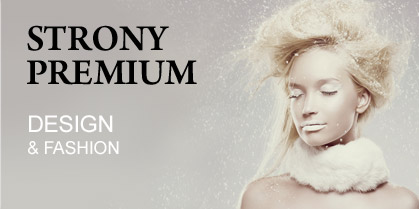 Strony premium - Design and fashion
